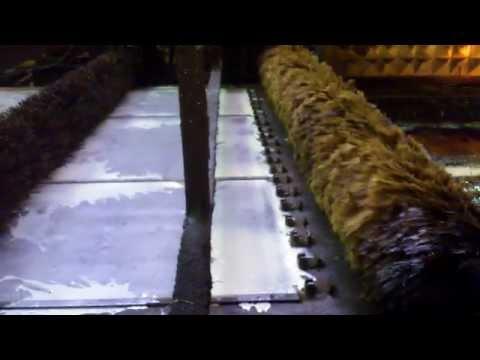 Смазка Барьер-42, видео: самоочистка оборудования от старой смазки